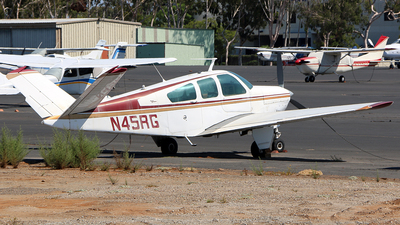 N45RG - Beechcraft V35A Bonanza - Private