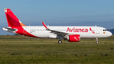 D-AVVM - Airbus A320-251N - Avianca