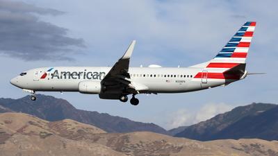 N338PK - Boeing 737-823 - American Airlines