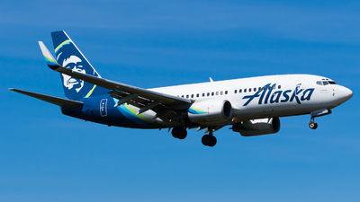 A picture of N612AS - Boeing 737790 - Alaska Airlines - © Martin Rogosz