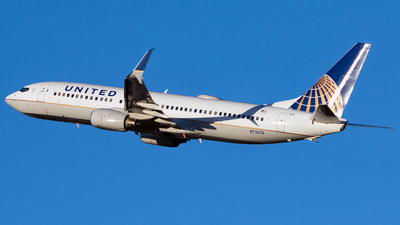 N73276 - Boeing 737-824 - United Airlines