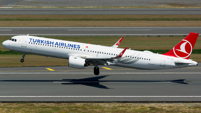 A picture of TCLSV - Airbus A321271NX - Turkish Airlines - © Celil Mehmetoglu