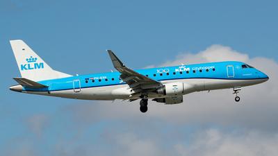 A picture of PHEXK - Embraer E175STD - KLM - © Kees Marijs