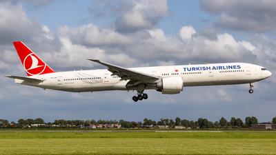 TC-JJH - Boeing 777-3F2ER - Turkish Airlines