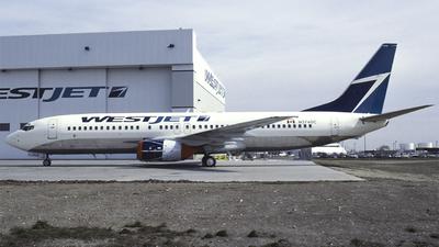 N3740C - Boeing 737-832 - WestJet Airlines