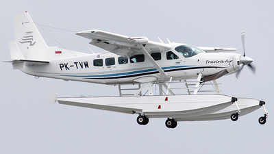 PK-TVW - Cessna 208 Caravan - Travira Air