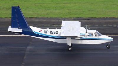 HP-1550 - Britten-Norman BN-2A Islander - Untitled