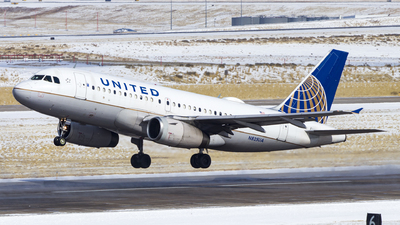 N825UA - Airbus A319-131 - United Airlines