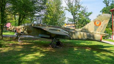 207 - IAR-93MB - Romania - Air Force