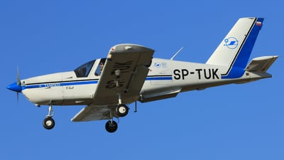 SP-TUK - Socata TB-9 Tampico - OKL - Aviation Training Centre of Rzeszow Technical University