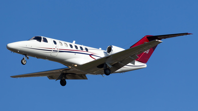N525U - Cessna 525B CitationJet 3 - Private