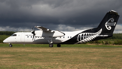 ZK-NEW - Bombardier Dash 8-Q311 - Air New Zealand