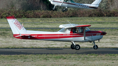 A picture of N48972 - Cessna 152 - [15281083] - © Nick Michaud
