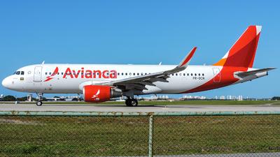 PR-OCN - Airbus A320-214 - Avianca Brasil