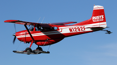 N1292F - Cessna A185F Skywagon - Rust's Flying Service