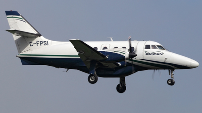 C-FPSI - British Aerospace Jetstream 31 - Pascan Aviation