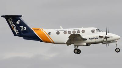 VH-ZSU - Beechcraft 200 Super King Air - Careflight
