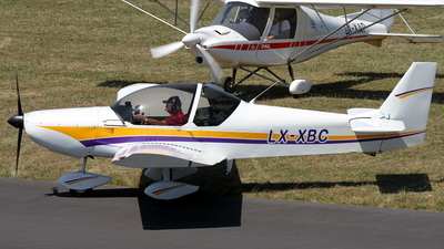 LX-XBC - Roland Aircraft Z-602 - Private