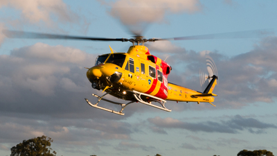 VH-HRS - Bell 412SP - Westpac Life Saver Rescue Helicopter Service