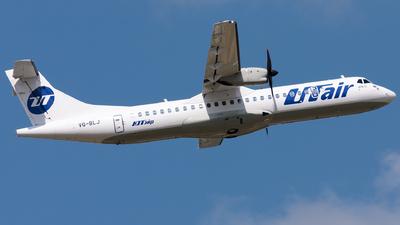 VQ-BLJ - ATR 72-212A(500) - UTair Aviation