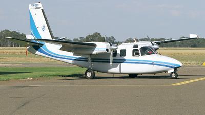 VH-DZC - Aero Commander 500S - Private