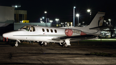 N910G - Cessna 501 Citation - Private