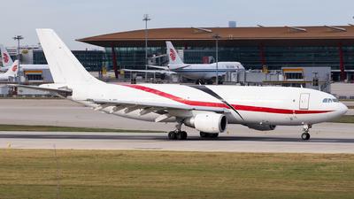 4L-EFC - Airbus A300B4-203(F) - Easy Charter