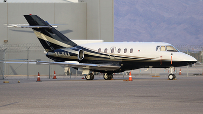 XA-RAA - Raytheon Hawker 800 - Private