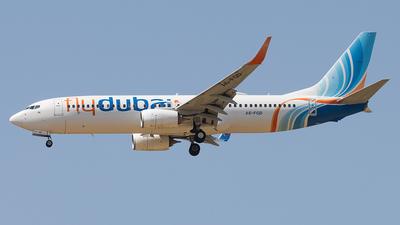 A picture of A6FGD - Boeing 7378KN - FlyDubai - © M. Umar Aziz