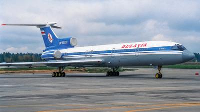 EW-85538 - Tupolev Tu-154B-2 - Belavia Belarusian Airlines