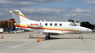 A picture of N54VM - Hawker 900XP - [HA0110] - © Carlos Barcelo