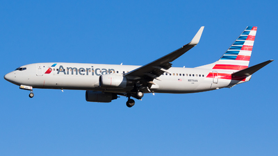 A picture of N979AN - Boeing 737823 - American Airlines - © Martin Rogosz