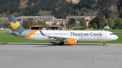 G-TCDM - Airbus A321-211 - Thomas Cook Airlines