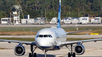 N665JB - Airbus A320-232 - jetBlue Airways