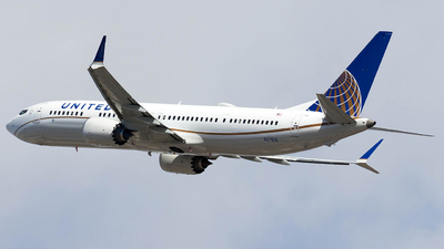 A picture of N27515 - Boeing 737 MAX 9 - United Airlines - © Christopher Ong