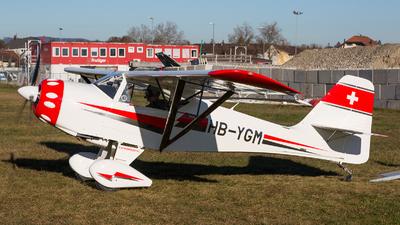 HB-YGM - Denney Kitfox IV-1200 Speedster - Private