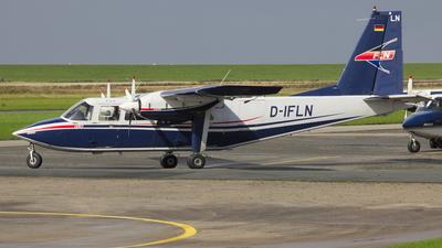 A picture of DIFLN - BrittenNorman BN2 Islander -  - © Marcus Klockner