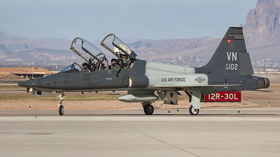 68-8102 - Northrop T-38C Talon - United States - US Air Force (USAF)