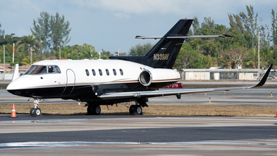 A picture of N339AV - Hawker 800 - [258255] - © Steve Brimley