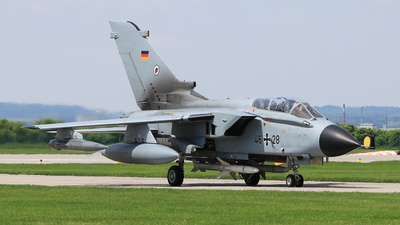 46-28 - Panavia Tornado ECR - Germany - Air Force