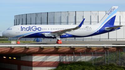 F-WWDE - Airbus A320-271N - IndiGo Airlines