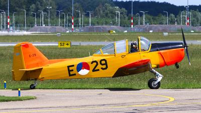 A picture of PHHOK - Fokker S.11.1 - [6272] - © BaszB