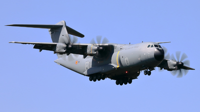 CT-02 - Airbus A400M - Belgium - Air Force