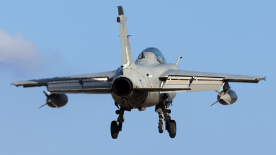 MM55037 - Alenia/Aermacchi/Embraer AMX-T - Italy - Air Force