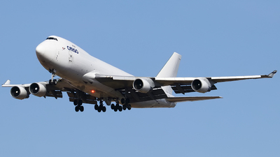 A picture of 4XELF - Boeing 747412(F) - [26563] - © Jono Druion