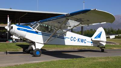CC-KWC - Piper PA-18 Super Cub - Aero Club - Planeadores de Vitacura