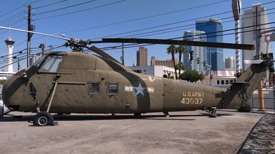 54-3037 - Sikorsky UH-34D Seahorse - United States - US Army