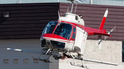 C-GALR - Bell 206B JetRanger II - Alpine Helicopters