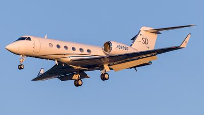 N929SD - Gulfstream G-IV - Private
