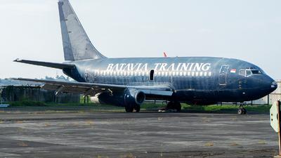 PK-YTF - Boeing 737-2T5(Adv) - Batavia Air